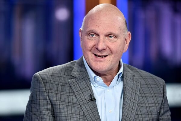 Steve Ballmer Contact Information, Phone Number and Fan Mail